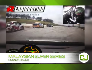 Malaysian Super Series Round 1 Race 2