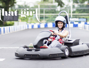 Sassy Singapore That Girl: Claire Jedrek