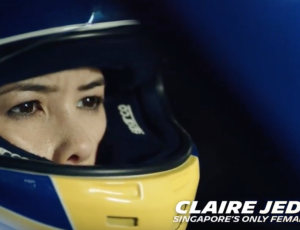 Claire Jedrek and Michelin